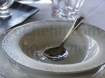 Сервиз за хранене сребристи капки 8111 - Pochehli