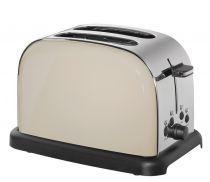 Тостер в цвят крем RETRO CILIO