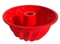 Силиконова форма за кекс тип Gugelhopf, Silikomart Italy, Ø220 H 100 mm