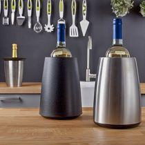 охладител за бутилки ELEGANT инокс vacu vin
