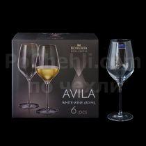Чаши за вино AVILA Bohemia 430