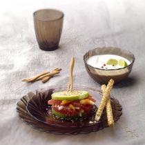 Duralex BEAU RIVAGE CREOLE десертни чинии 9652 - Pochehli