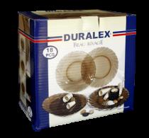 Сервиз за хранене Duralex Beau Rivage 18 части 54067 - Pochehli