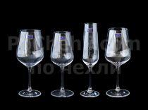 Tori Titanium Bohemia чаши за вино 6353 - Pochehli