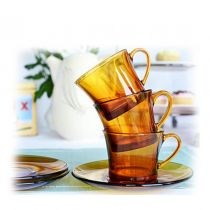 Чаши за кафе и чай ДУРАЛЕКС VERMEIL 12 части