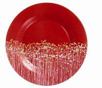 Дълбоки чинии Flowerfield Red 9088 - Pochehli