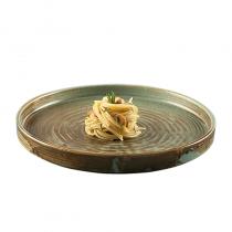 CORAL Порцеланова чиния с борд BONNA