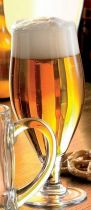 Чаши за бира със столче Luminarc, 2 * 500 мл