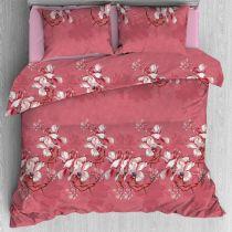 Спално бельо Корал цветя Панагюрище