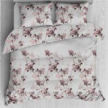 Спално бельо Цветя екрю Панагюрище