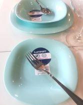 Сервиз за хранене Carine Turquoise Luminarc