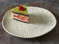 BONNA LAPYA WOOD порцеланова чиния