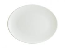 овална чиния IRIS WHITE BONNA