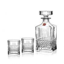BRILLANTE сет за уиски RCR CRYSTAL