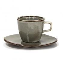 сервиз за чай и кафе ANTIQUE GREY