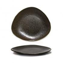 порцеланова чиния ANTIQUE BLACK 21 см