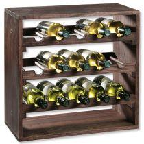 Етажерка за вино KESPER