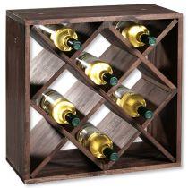 Поставка за вино ромб KESPER