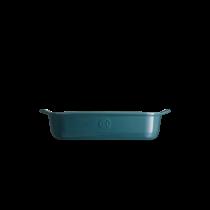 Синя керамична тава 30 см