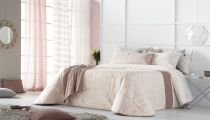 шалте в розово Textil Antilo
