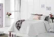 бяло шалте за спалня Sirena Antilo