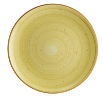 порционна чиния bonna amber