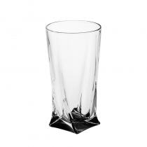 чаши за вода QUADRO BOHEMIA CRYSTALITE