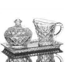 Кристален комплект за кафе Bohemia 10637 - Pochehli