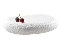 порцеланова чиния WHITE NEST 28 см