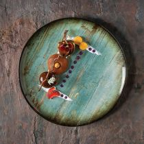 BONNA MADERA порцеланова чиния 29 см 11804 - Pochehli