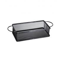 черна кошничка за сервиране