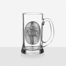 чаша за бира конник 500 мл 26906 - Pochehli