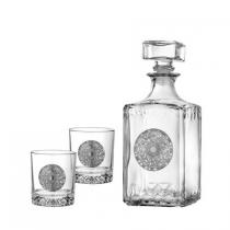 комплект за уиски Зодиак 26430 - Pochehli