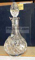 Кристална гарафа за уиски DIAMOND, Crystal Bohemia