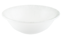 бяла порцеланова купа Iris