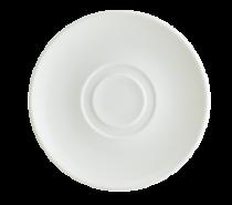 бяло подложна чиния Iris