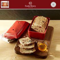 съд за печене на хляб Emile Henry червен 11931 - Pochehli