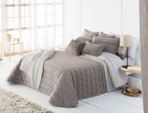Луксозно шалте за спалня CAPRI beig, Antilo Textil Испания