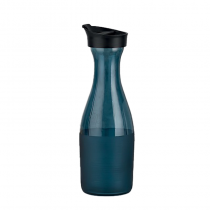 стъклена бутилка за зехтин олио COBALT