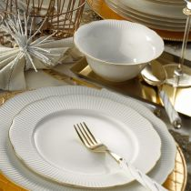 BONE ILAY Gold сервиз за хранене 11940 - Pochehli