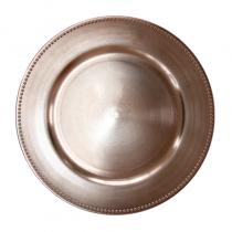подложна чиния OLD FASHIONED розово злато