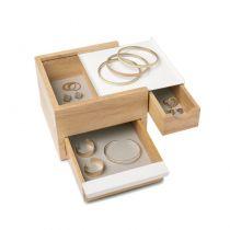 UMBRA мини кутия за бижута STOWIT 5639 - Pochehli