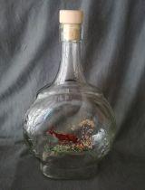 бутилка за ракия бъклица Сърна