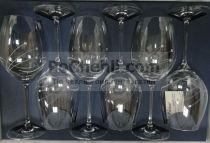 чаши за вино със SWAROVSKI кристали