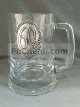 юбилейна халба за бира за 60 годишнина