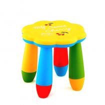 детско столче цвете жълто
