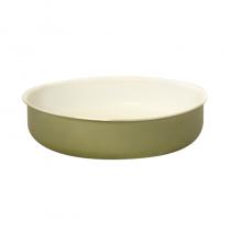 кръгла тава TANGO 32 см зелена
