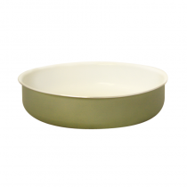 кръгла тава TANGO 28 см зелена