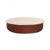 кръгла тава TANGO 32 см кафява