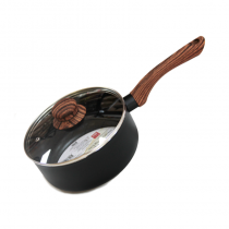 касерола TANGO черна 18 см